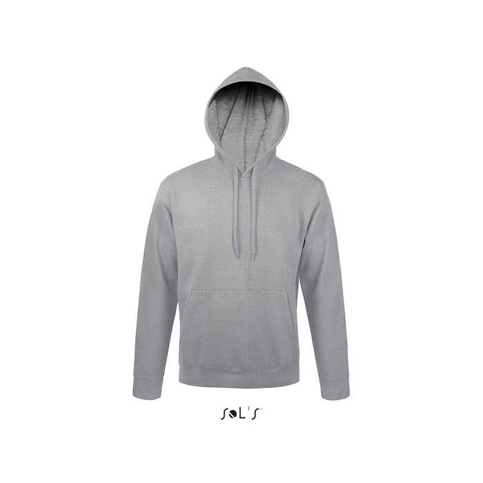 SNAKE sweter z kapturem